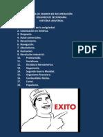 Guía de Examen de Recuperación