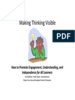 making-thinking-visible intro-powerpoint