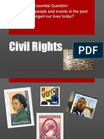 civil rights powerpoint on rosa parks