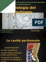 Alberghini - Fisiologia Del Peritoneo
