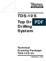 TDS_10S UL Technical Drawing Package