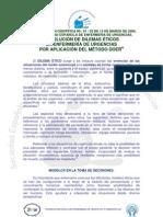 RecomendaciÓn CientÍfica 00 / 01 / 03