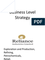 Business Level Strategy (1)