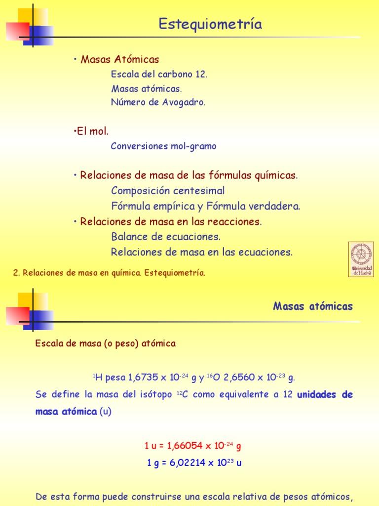 ESTEQUIOMETRÍA3