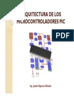 Arquitectura  microcontroladores