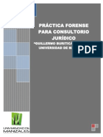 Practica Forense Para Estudio Juridico