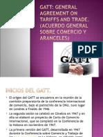 Principios del Gatt