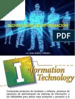 01 Tecnologías de Información