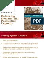 Balancing Demand and Supply (9)