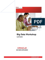 Big Data Workshop