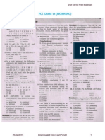 FCI Assistant Grade III 2013 Question Paper - 2013 Morning - ExamPundit