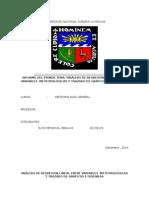 1) informe propedades de compuestos organicos