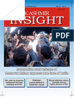 Kashmir Insight April 2015
