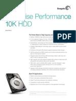 Enterprise Performance 10k Hdd Data Sheet Ds1785!1!1304us