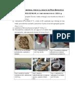 Preparación Del Material Previo Al Ensayo de Peso Específico de agregados