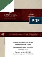 Broyhill (Q1-10 Strategy & Themes)