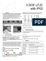 Linear - Linear Flexible Joint (IP02)