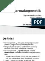 Farmakogenetik Rozi