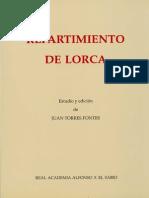 Repartimiento de Lorca 0