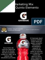Marketing Mix_ GATORADE