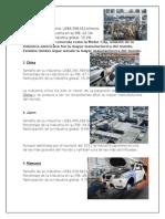Industrias en El Mundo