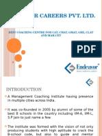 Endeavor Careers Pvt. Ltd - Company Info.