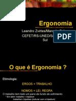 Ergonomia Leandro Zvirtes