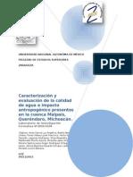 Reporte Final de Cuencas Hidrologicas !!!!!!!!