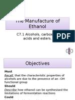 C7.2 Ethanol