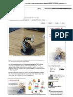 Instructables - Custom RPG Minis