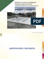 Aditivos Arquitectura