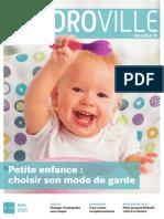 Chloroville #125 - mai 2015