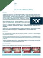 orthodontic occlusion