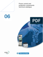 Technical Guidance of Power Control Components 2006 (Schneider)