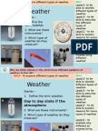 Lesson 1 - Weather and Climate 7Y