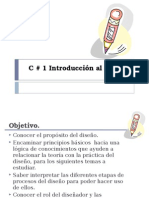 Diseño Tema 01 Introducción Al Diseño
