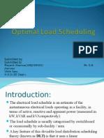 Optimal Load Scheduling (NEC)