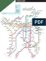 Map Kyoto Metro (1)