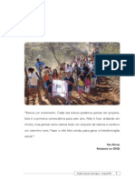 2007 Relatório Fotográfico Projeto Caminho das Águas (Abr a Ago 2007)