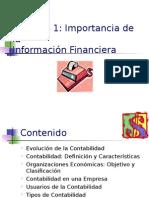 Cap Tulo 1 Informacion Financiera