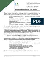 QS Client Sampling Guidelines