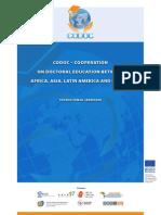 Estudios Doctorales en Cooperación Con Europa