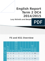 english report term two 2014-15 ln bes