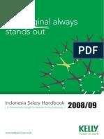 Indonesia Salary 2008