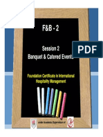 Session 2 Banquet & Catered Events [Compatibility Mode]