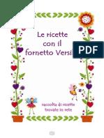 Le Ricette Con Il Fornetto Versilia