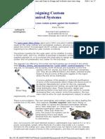 Laser Custom Rigging