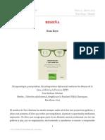 Psicopatología y Test Gráficos. Psicodiagnóstico Diferencial Mediante Los Dibujos de La Casa, El Árbol y La Persona (HTP)