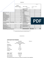 Sample LCC Reports