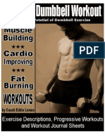 Superior Dumbbell Workout